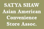 Satya Shaw, Asian American Convenience Store Assoc.